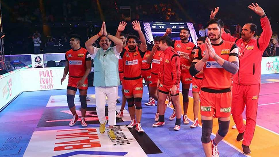 PKL: Confident Gujarat Fortunegiants take on gritty Bengaluru Bulls in the final