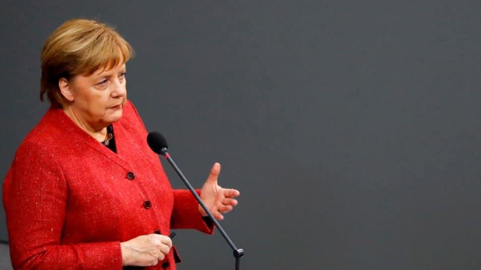 Chancellor Angela Merkel, hundreds of German politicians' details leaked online in massive data breach