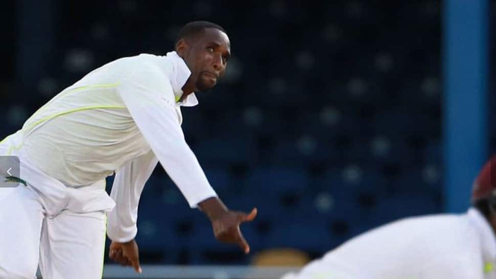 West Indies' Shane Shillingford suspended over illegal bowling action