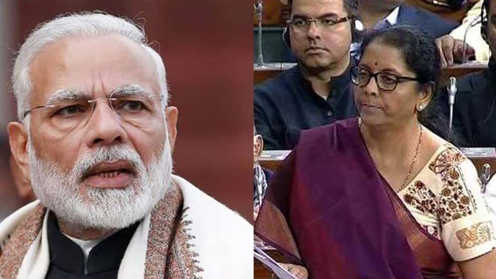 PM Narendra Modi hails Nirmala Sitharaman, says her speech in Lok Sabha 'demolishes campaign of calumny on Rafale'