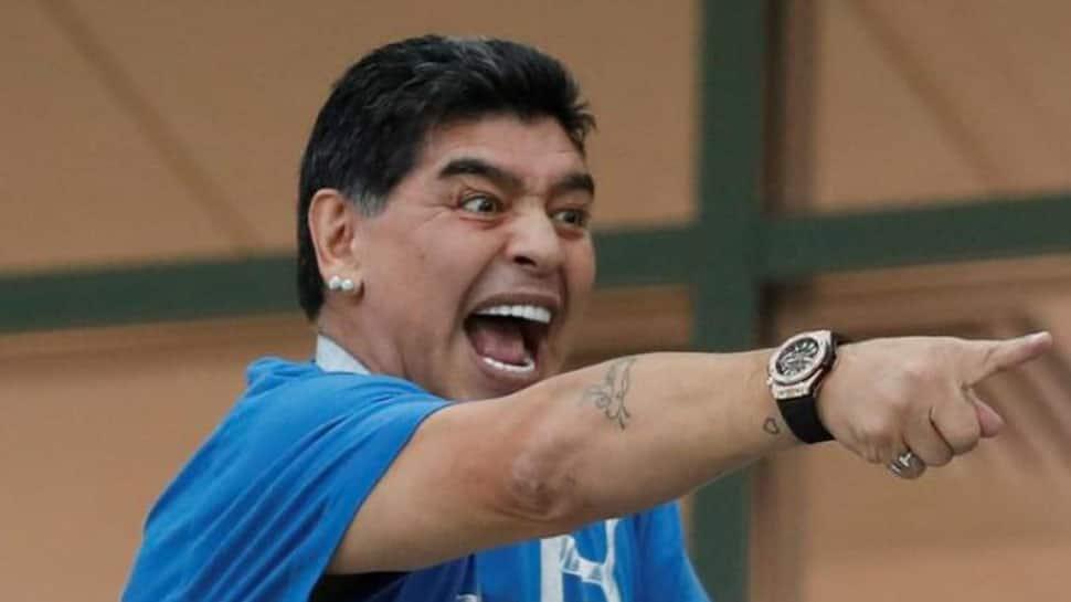 Diego Maradona to extend stay at Mexican club Dorados