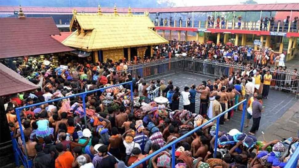 Sabarimala temple row: BJP accuses Kerala government of instigating state-sponsored violence