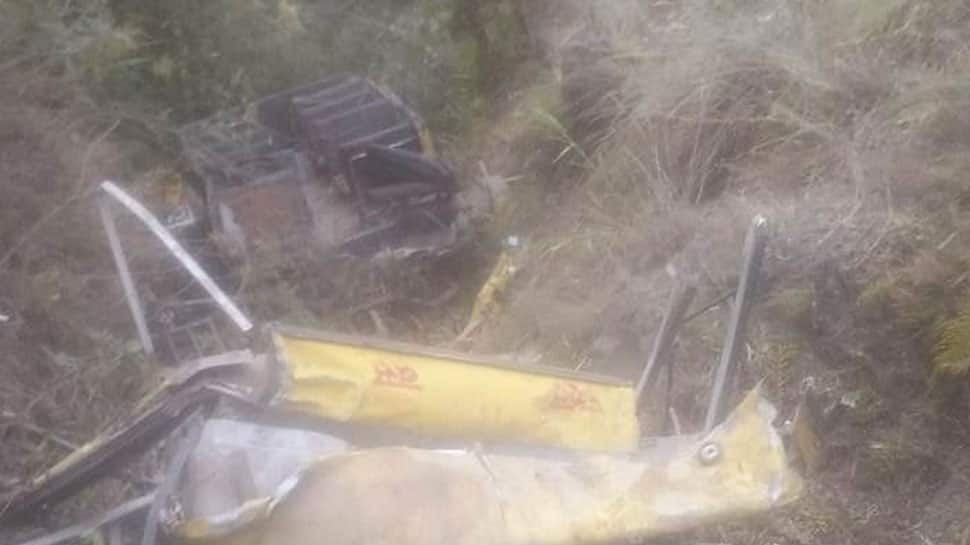 6 children, driver killed as school bus falls into gorge in Himachal Pradesh