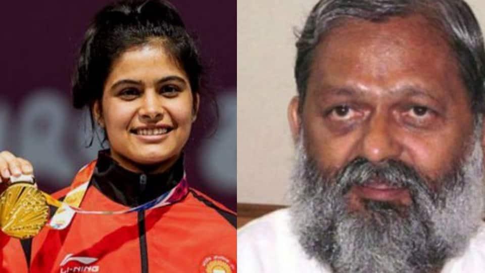 Indian Olympic Association chief backs Manu Bhakar; slams Haryana sports minister