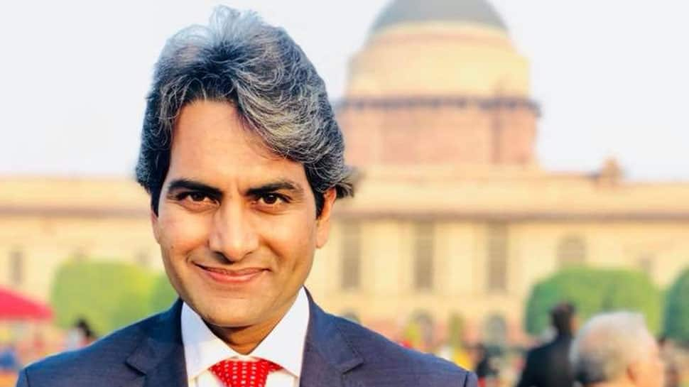 For Congress, it's my way or highway: Zee News Editor Sudhir Chaudhary responds to Rahul Gandhi's 'pliable journalist' comment