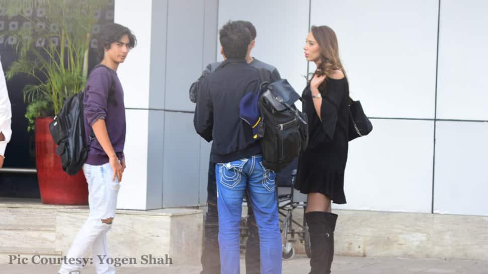 Salman Khan-Iulia Vantur and nephew Arhaan Khan back to Mumbai after New Year vacay—See pics