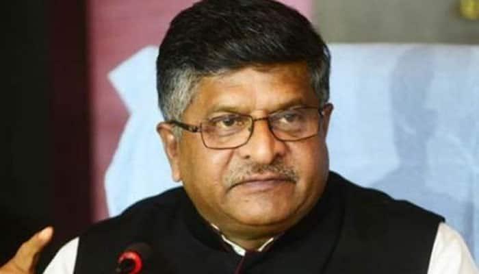Govt will bring law to prevent misuse of sensitive data by Google: Ravi Shankar Prasad