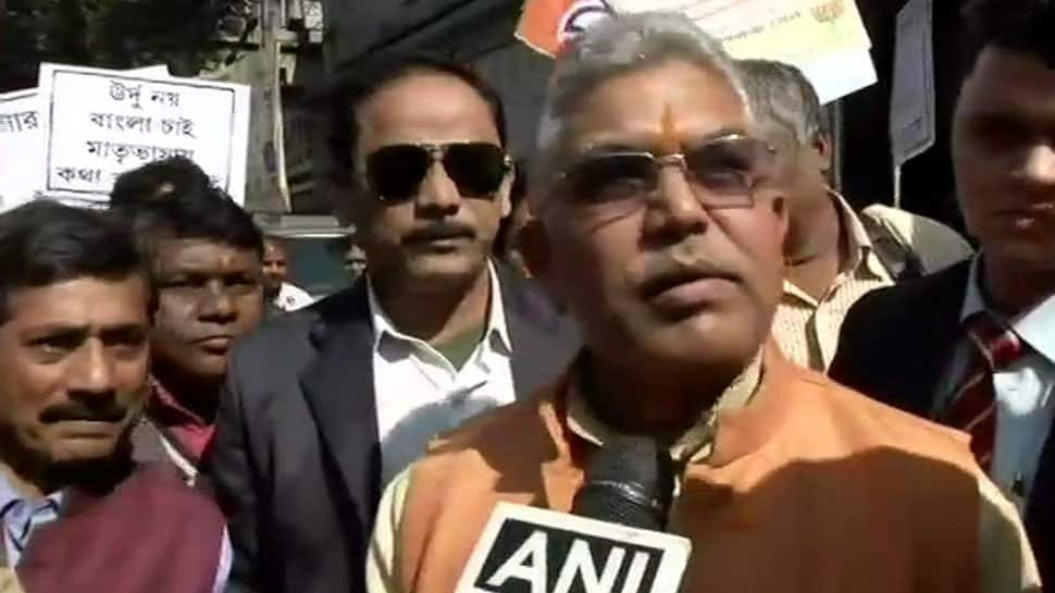 West Bengal BJP chief Dilip Ghosh takes U-turn, says no chance of Mamata Banerjee becoming PM