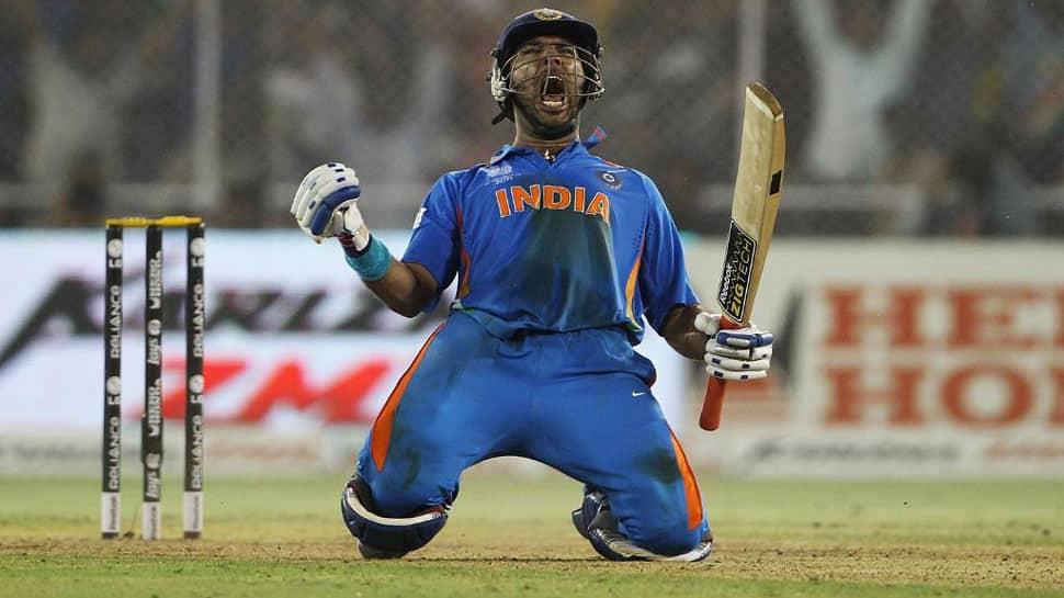 Veteran Yuvraj Singh still harbours World Cup selection hopes