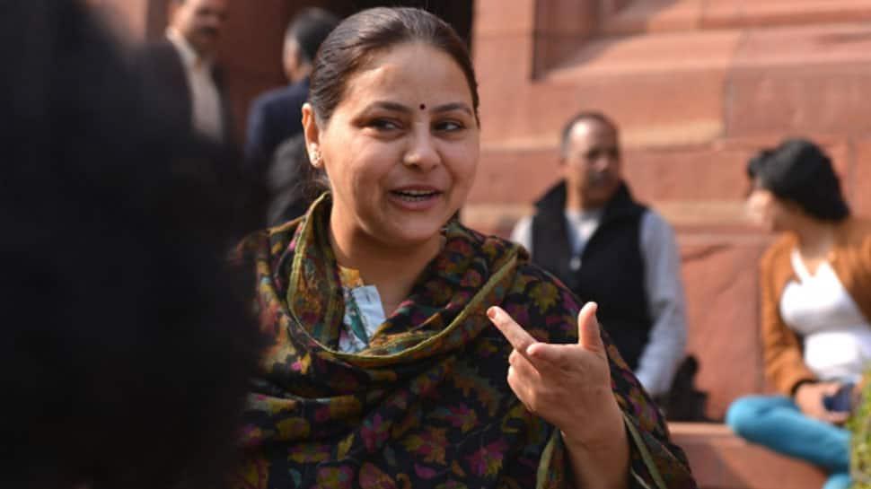 JD(U) leader likens Misa to 'Shurpanakha', invites brother Tej Pratap's ire