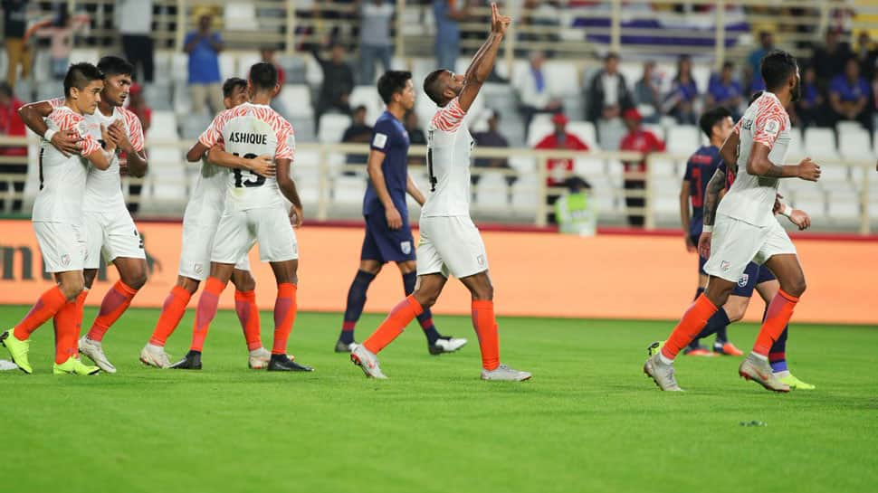 AFC Asian Cup 2019 India vs Thailand: How the action unfolded