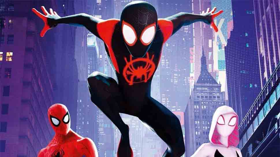 Spider-Man: Into the Spider-Verse wins Golden Globe for Best Animated Feature