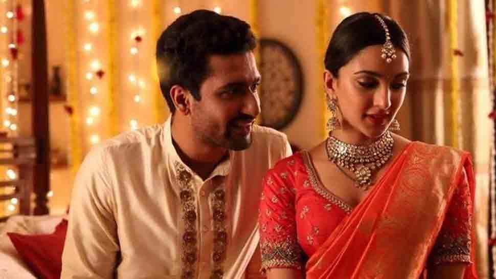 Kiara Advani walks out of Dharma's next horror-comedy starring Vicky Kaushal?