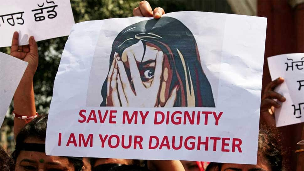 Woman abducted, drugged and raped by two men in UP; accused held after video goes viral