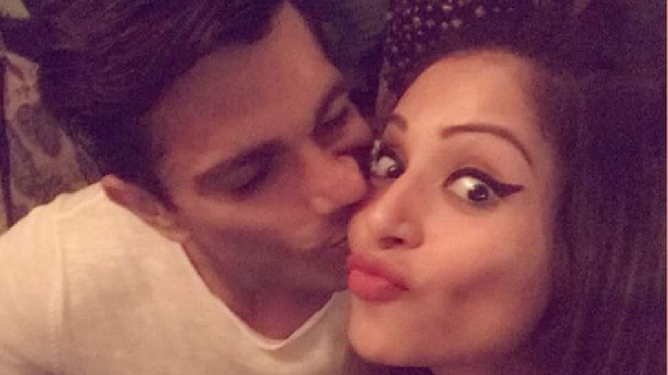 Bipasha Basu turns 40 in style, shares a passionate kiss with hubby Karan Singh Grover—Video, pics