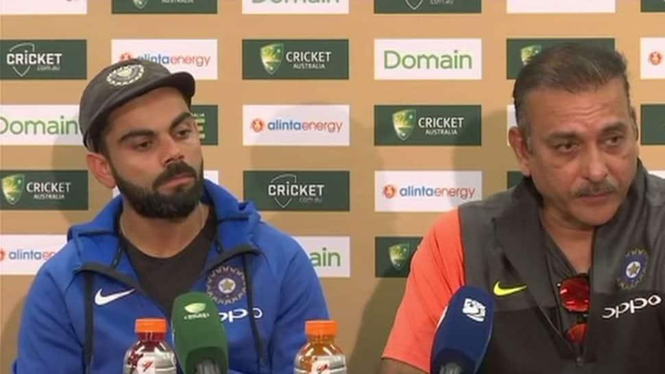 Virat Kohli's men will jump over cliff to win: Ravi Shastri takes on critics after historic series win in Australia