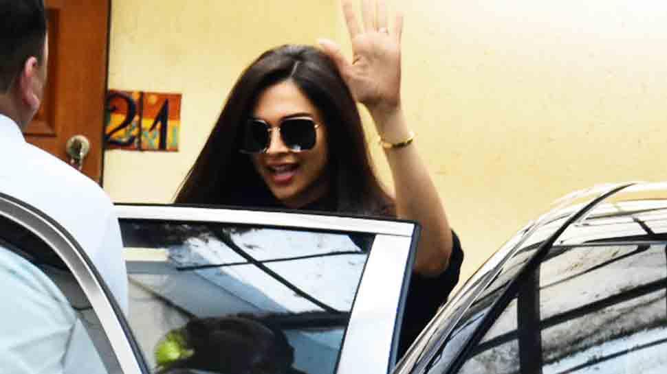 Deepika Padukone looks like a breath of fresh air post salon-session
