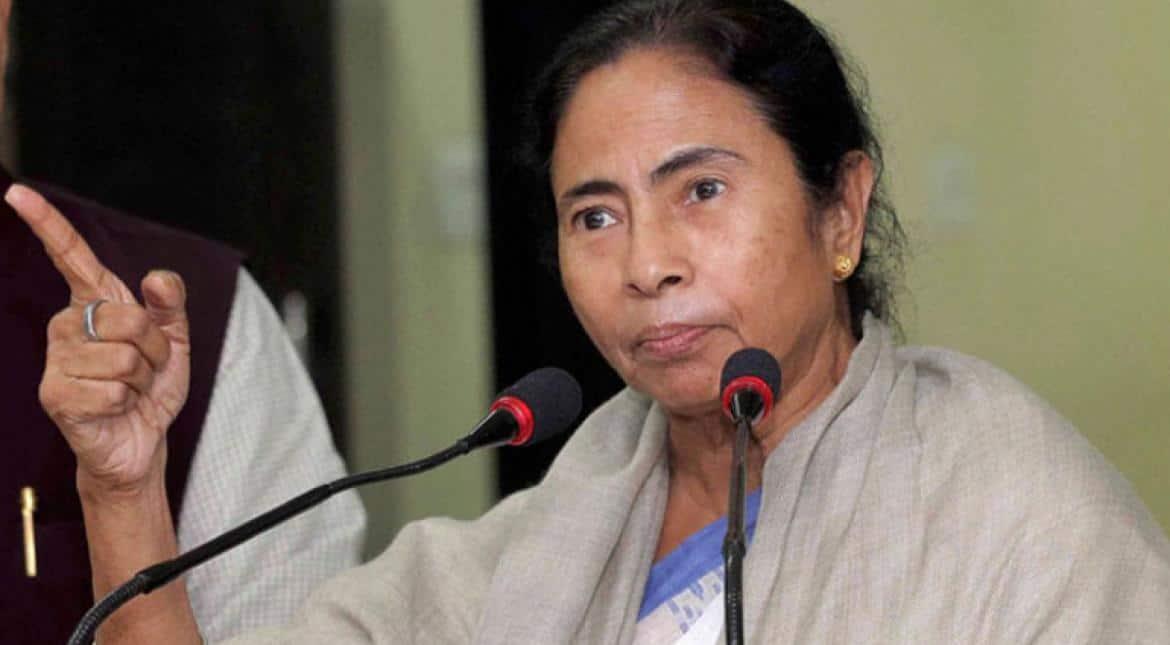 Is 10% reservation for economically weaker upper caste sections constitutional: Mamata Banerjee