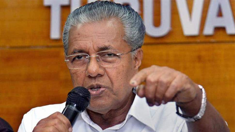 Sabarimala row: BJP, RSS trying to destroy law and order in Kerala, says CM Pinarayi Vijayan