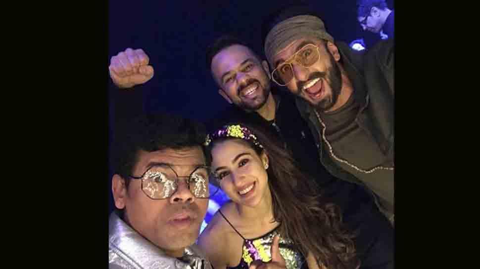 Ranveer Singh burns the dance floor at Simmba's success bash — Watch video