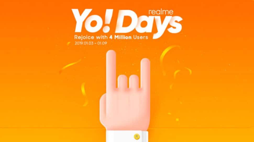 Realme Yo days sale: Check offer, discounts and more