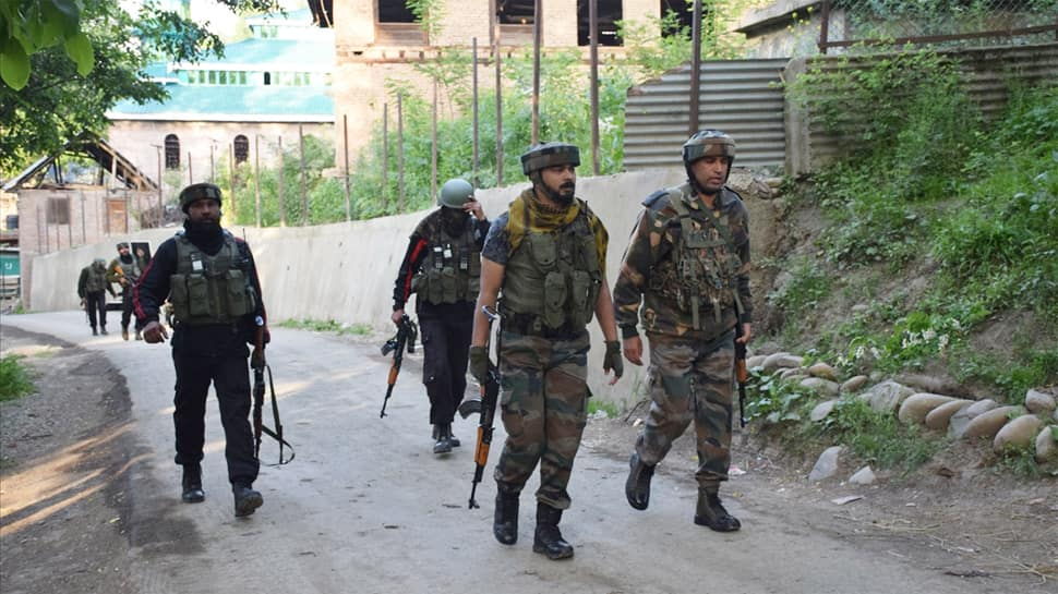Nearly 300 terrorists active in J&K, being helped by locals: Home Ministry