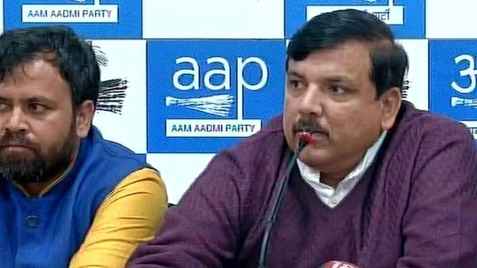 Yashwant Sinha not joining Aam Aadmi Party, clarifies party MP Sanjay Singh