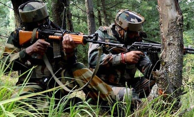 Jammu & Kashmir: Pakistani forces violate ceasefire along the LoC in Poonch sector