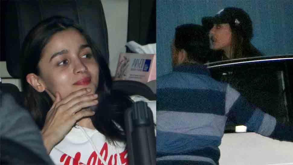 Alia Bhatt, Sonakshi Sinha return to Mumbai after wrapping up Kalank shoot