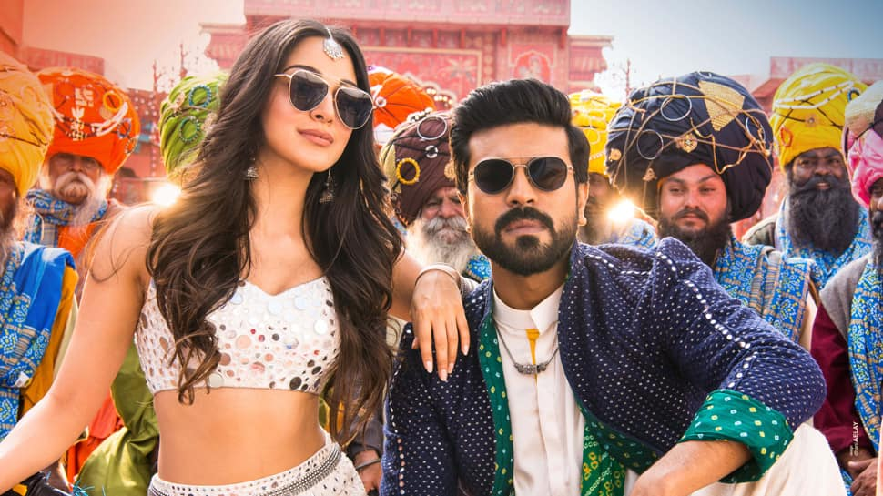 Kiara Advani excited about being part of Ram Charan starrer 'Vinaya Vidheya Rama'