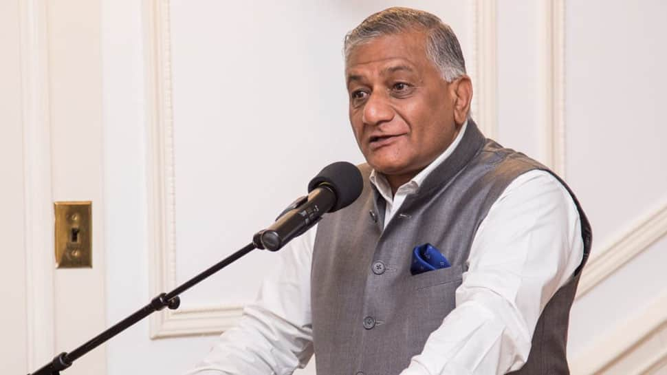 VK Singh slams Congress for asking questions over Rafale deal