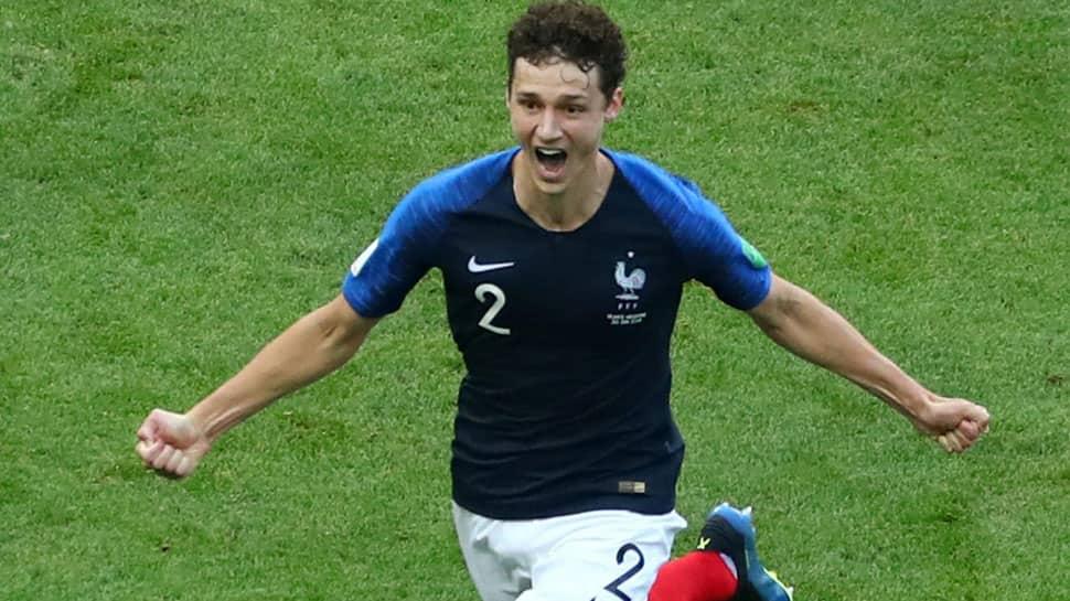 French defender Benjamin Pavard to join Bayern Munich next season