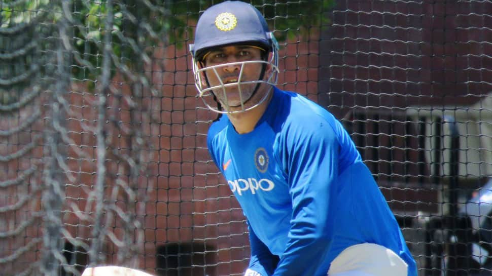 Focus shifts to ODIs as MS Dhoni, Shikhar Dhawan hit the nets at SCG