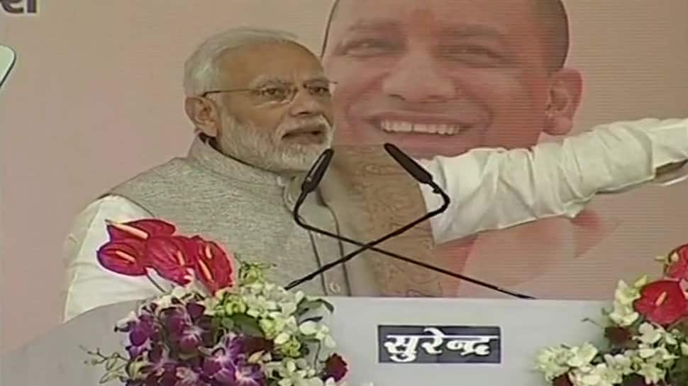 Rahul Gandhi insulted women with remark on Defence Minister: PM Modi in Agra