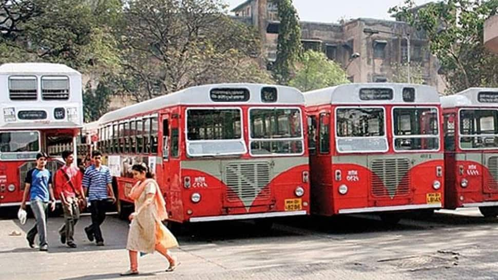 Sena union withdraws from Mumbai bus strike; stir to continue
