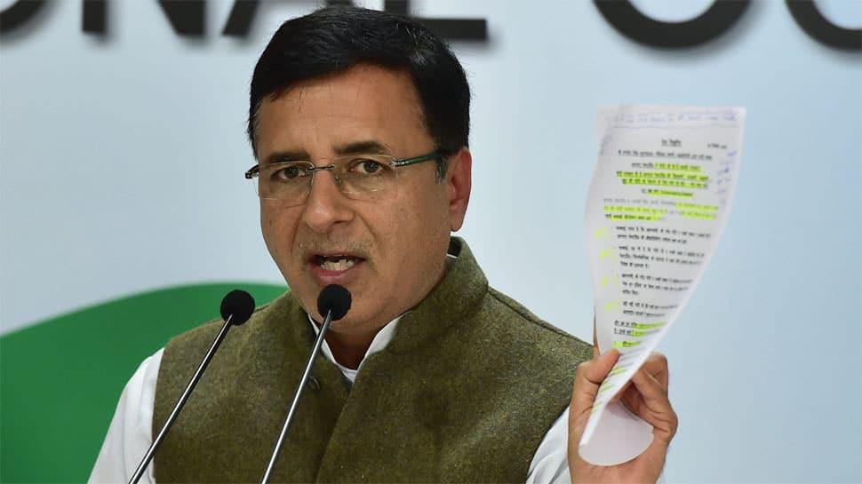 Congress leader Randeep Surjewala to contest Haryana's Jind by-election