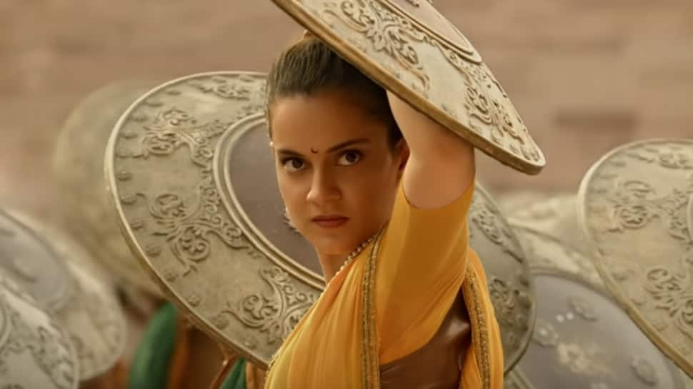 Manikarnika: Kangana Ranaut's fierce avatar in 'Vijayi Bhava' song will blow your mind—Watch