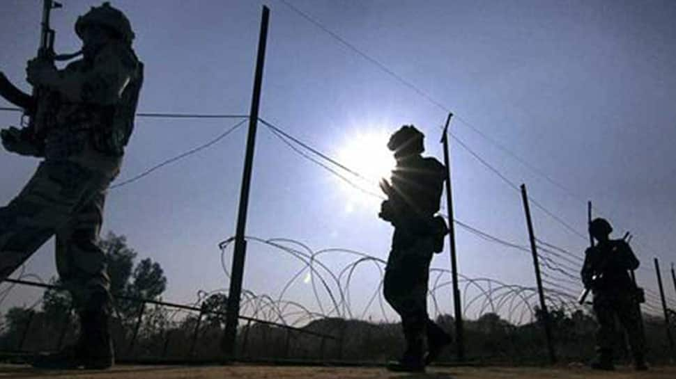 Pakistan resorts to ceasefire violation in Jammu and Kashmir's Poonch district for third consecutive day