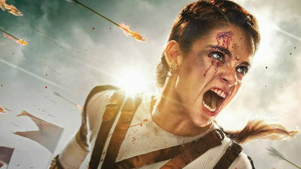No pressure to shift 'Manikarnika' release date: Kangana Ranaut on clash with 'Thackeray'