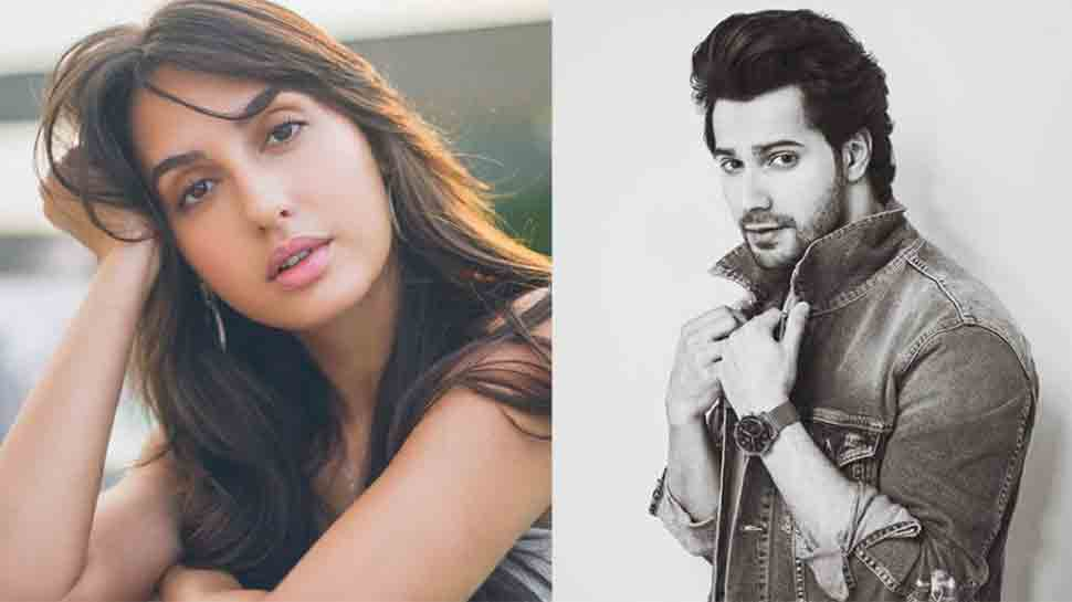 Varun Dhawan heaps praises on 'Dilbar' girl Nora Fatehi, tags her as 'most hard-working'