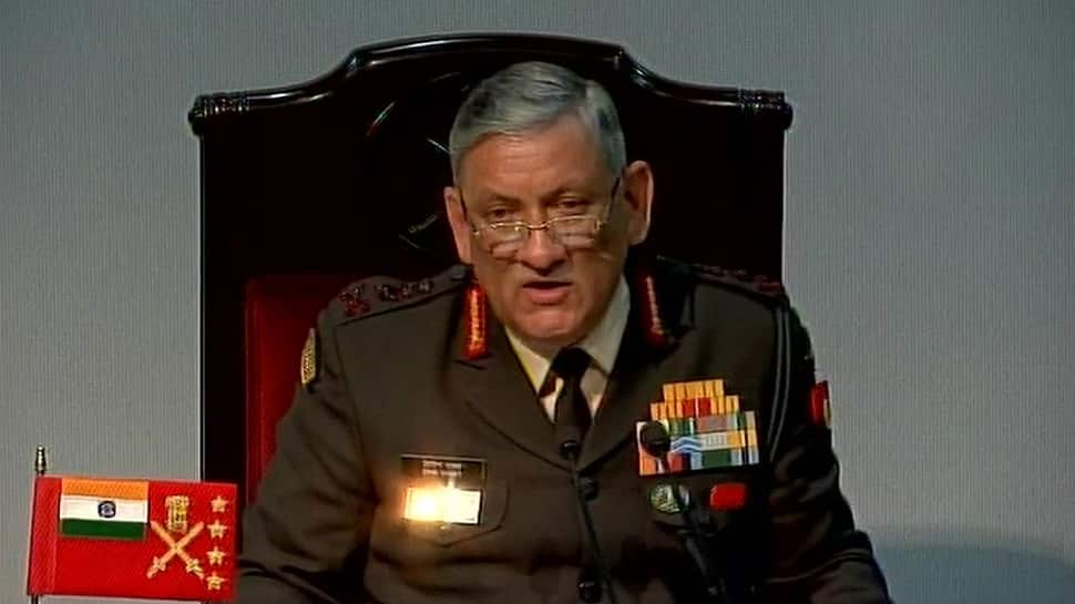 Indian Army will get new sniper rifles by January 20, says General Bipin Rawat
