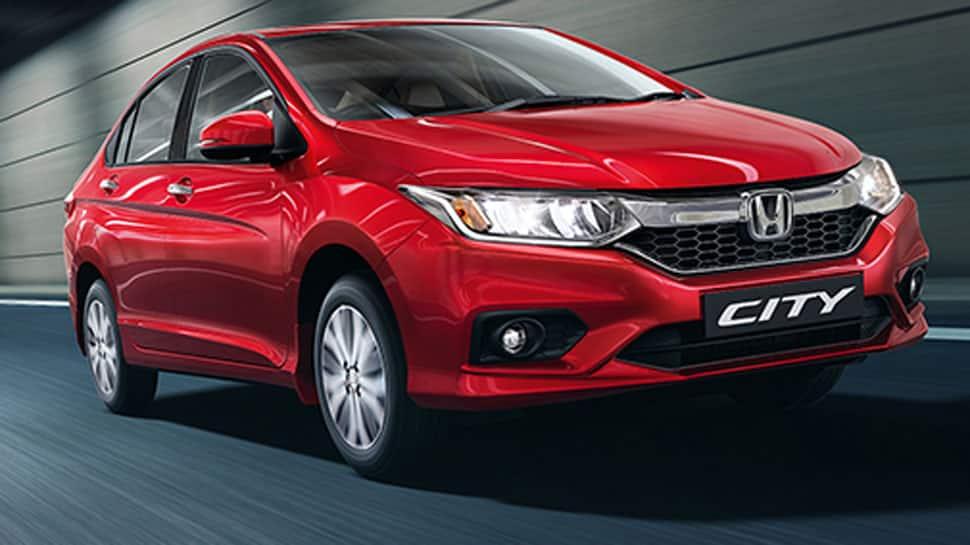 Honda Cars drives in new City variant at Rs 12.75 lakh