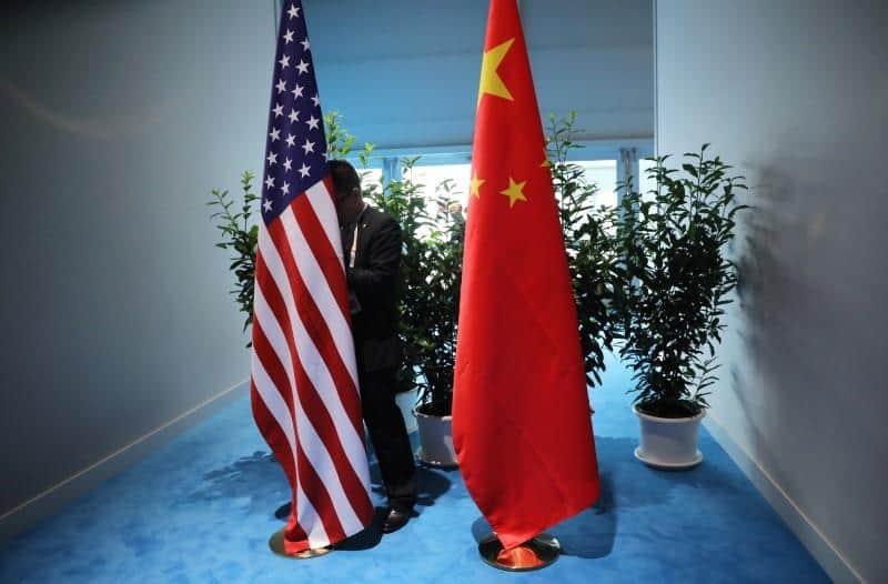US urges China to stop coercing Taiwan