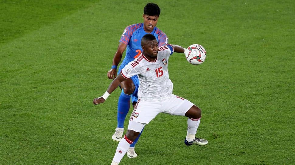 AFC Asian Cup 2019: Khalfan Mubarar, Ali Mabkhout strike as India go down 0-2 to UAE