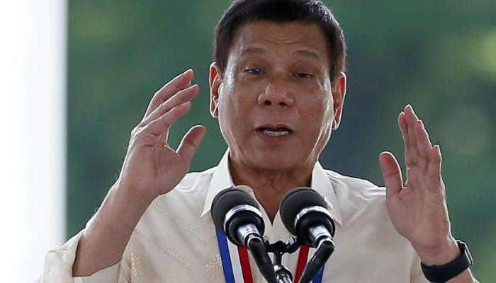 Philippines won't buy military equipment from US: Duterte