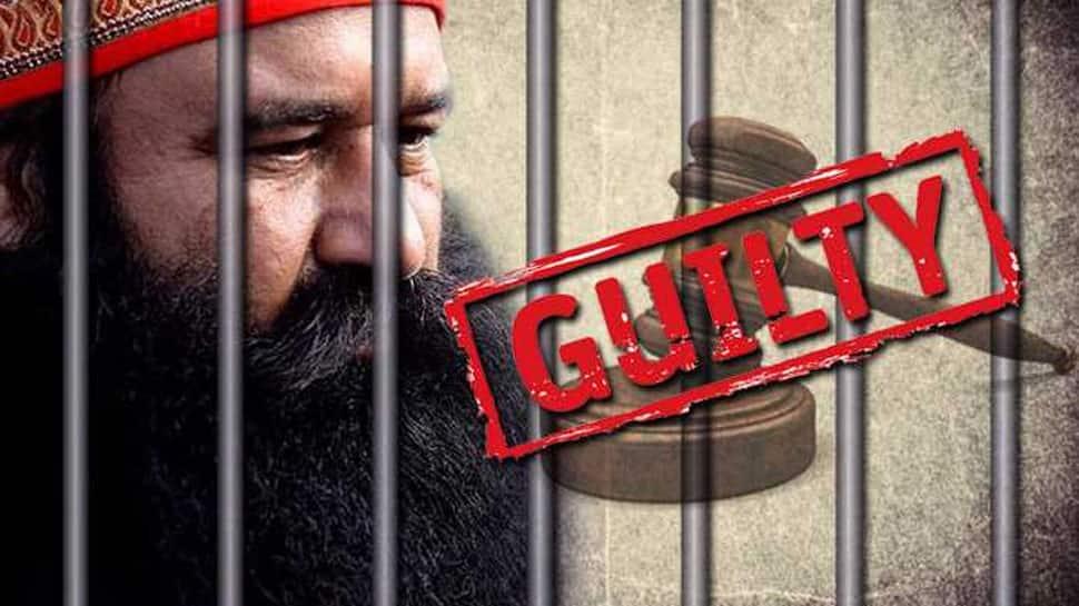 Dera Sacha Sauda chief Gurmeet Ram Rahim convicted in journalist murder case; sentencing on January 17