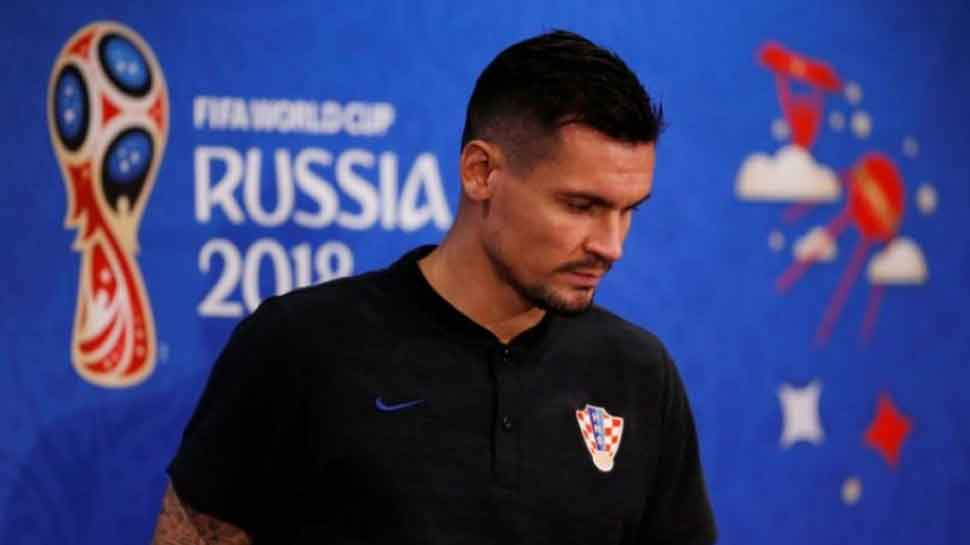 Croatia's Dejan Lovren banned over social media outburst against Spain