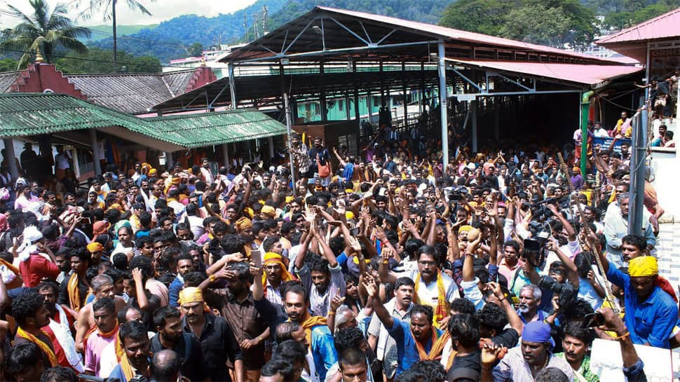 National Ayyappa Devotees seek live telecast of SC court proceedings in Sabarimala row