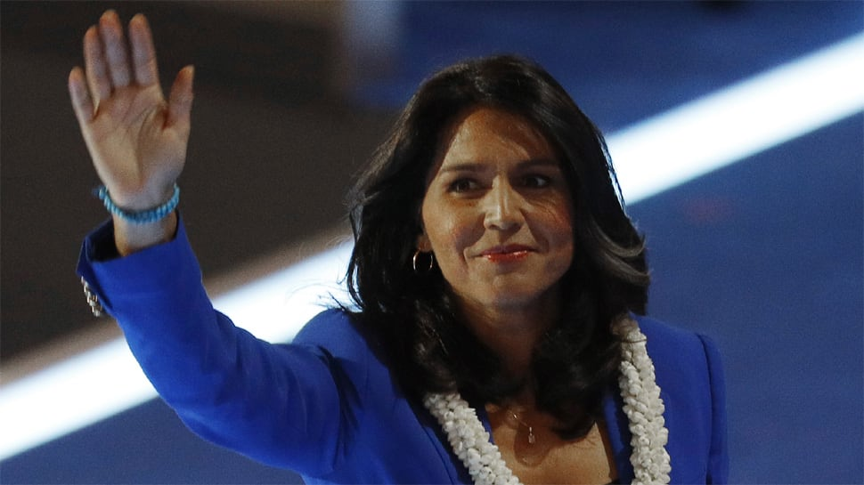 Tulsi Gabbard, first Hindu in US Congress, to run for president against Donald Trump in 2020
