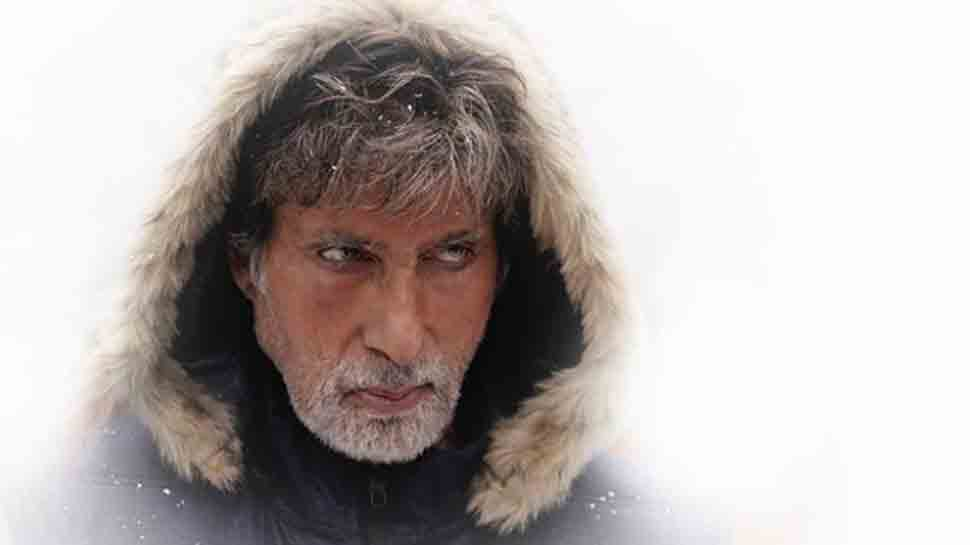 Amitabh Bachchan wraps up Nagraj Manjule's Jhund, shares an emotional post